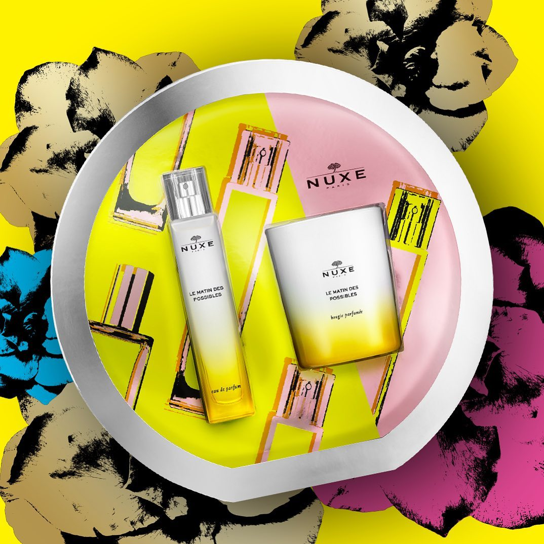 Si eres una enamorada de la fragancia NUXE Le Matin des Possibles💛, envuelve tu hogar con el mismo aroma fresco y luminoso.
