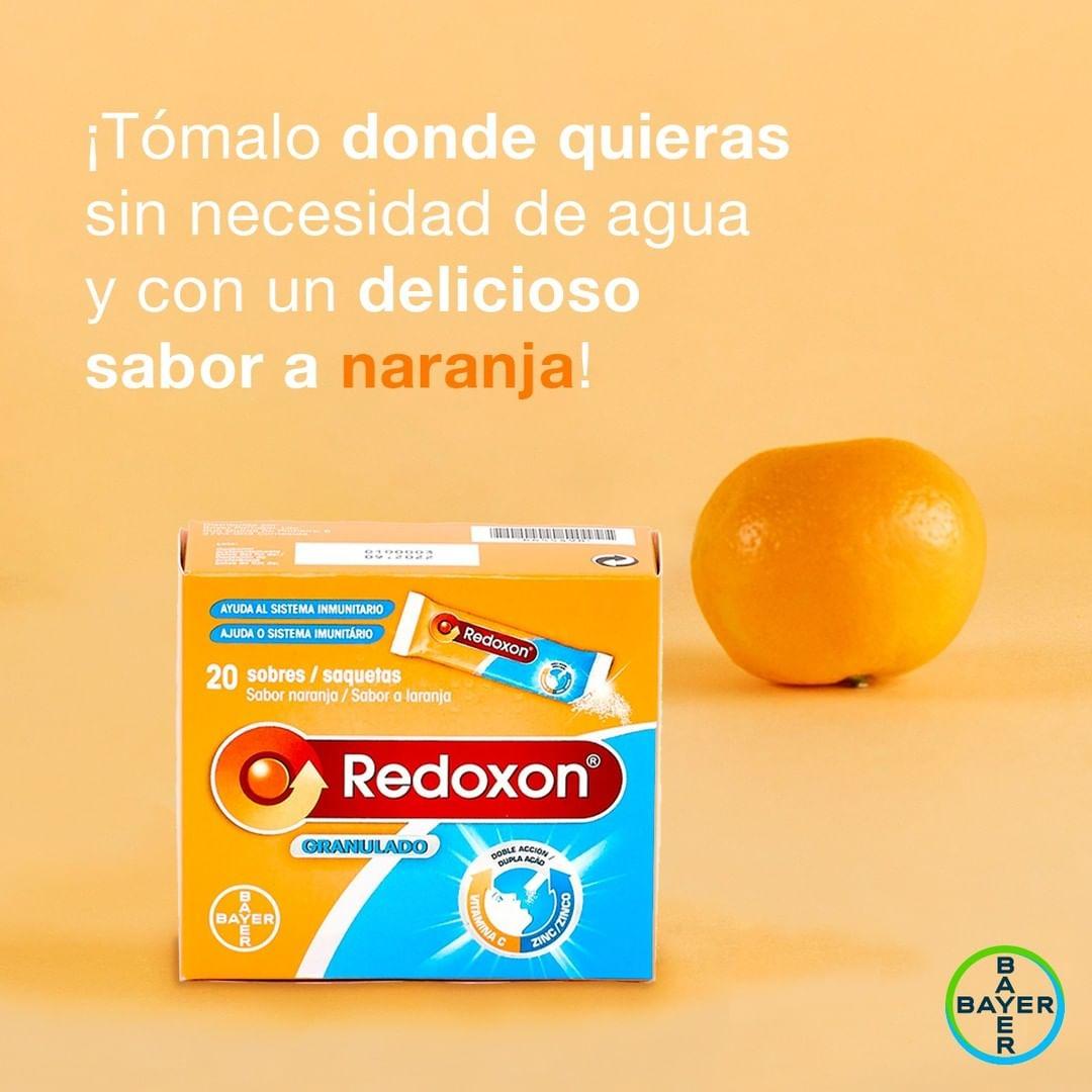 ¡Proteger tus defensas nunca había sido tan fácil! ⬇️ Redoxon® Granulado, con #vitamina C y zinc, ayuda a mantener el correcto funcionamiento del #sistemainmunitario #GRANFARMACIA #ANDORRAFARMACIA #farmaciaandorra