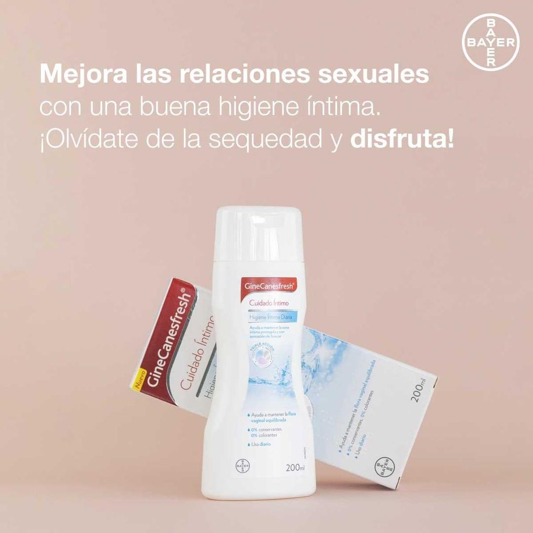 GineCanesFresh®, es un gel limpiador para la zona íntima femenina. Úsalo en tu higiene íntima diaria