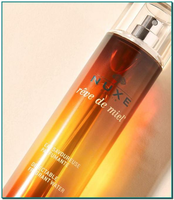 NUXE [NOVEDAD] Agua Exquisita Perfumada Rêve de Miel que envuelve tus sentidos en una dulzura a flor de piel